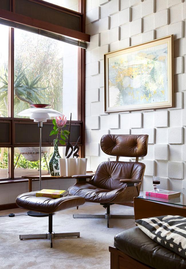 Дизайн интерьера прекрасно дополнится, если применить декоративные панели из гипса