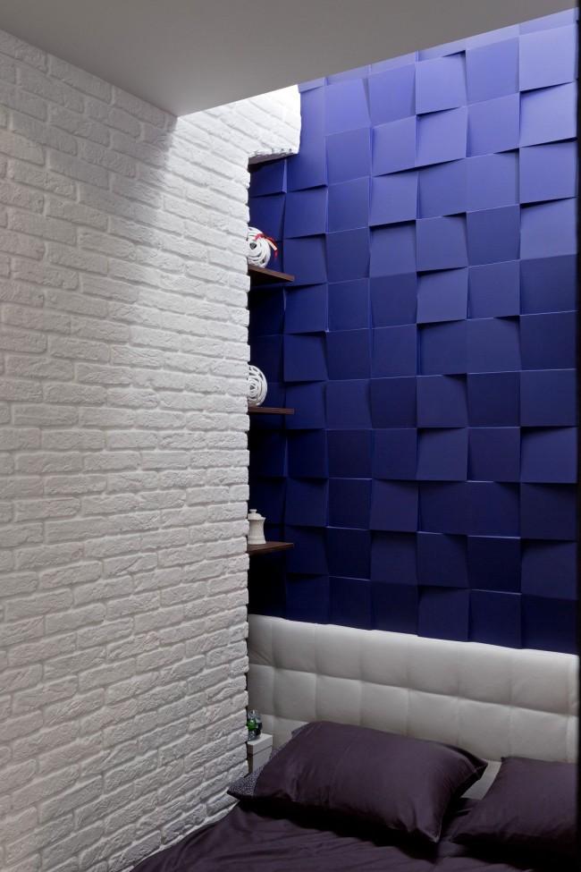 Рельефные настенные покрытия изготавливают из самых разнообразных материалов