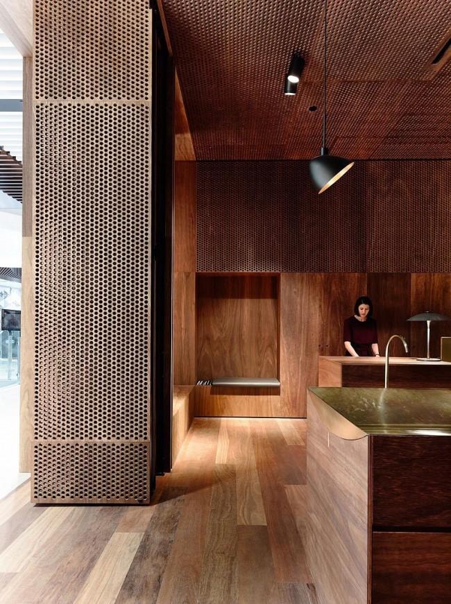 Стеновые панели создают условие для дополнительного утепления и звукоизоляции стен
