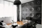 Фото 6 50+ идей 3d панелей для стен в интерьере