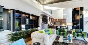 55 идей интерьера гостиной в частном доме (фото) фото
