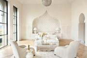 Фото 6 60+ идей интерьера белой спальни: элегантная роскошь (фото)