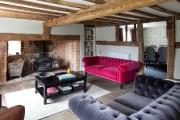 Фото 1 55 идей интерьера гостиной в частном доме (фото)