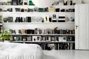 Фото 2 85+ идей интерьера белой спальни: элегантная роскошь (фото)
