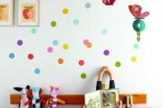 Фото 24 70+ декоративных наклеек для интерьера на стены (фото, видео)