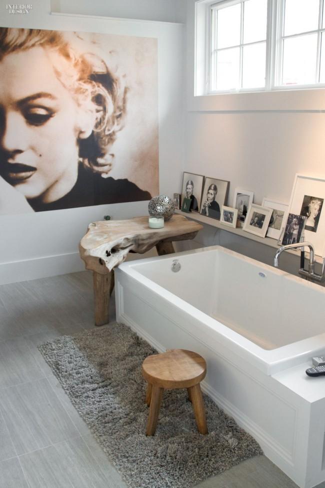 Постеры, фото, свечи и прочие приятные мелочи позволят создать уютный, роскошный интерьер