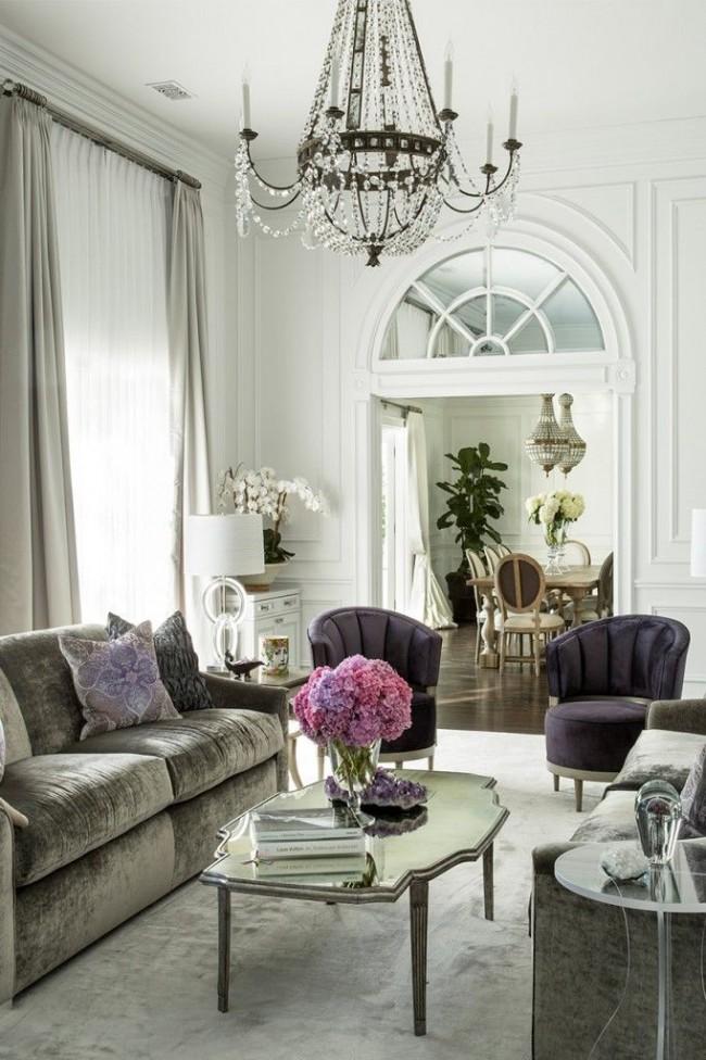 Массивная мебель в бронзовом