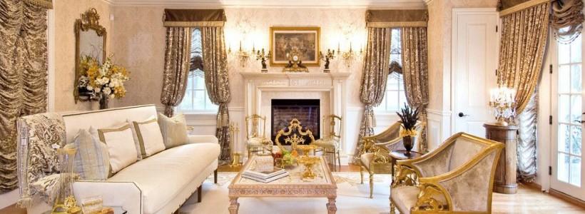 50 идей стиля ампир в интерьере: изысканность и королевская роскошь