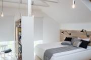 Фото 29 60+ идей интерьера белой спальни: элегантная роскошь (фото)