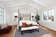 Фото 28 60+ идей интерьера белой спальни: элегантная роскошь (фото)