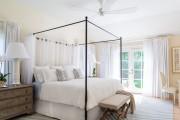 Фото 5 60+ идей интерьера белой спальни: элегантная роскошь (фото)