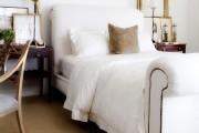 Фото 19 60+ идей интерьера белой спальни: элегантная роскошь (фото)