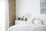 Фото 10 60+ идей интерьера белой спальни: элегантная роскошь (фото)