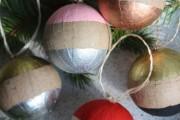 Фото 17 50+ идей декупажа елочных шаров своими руками