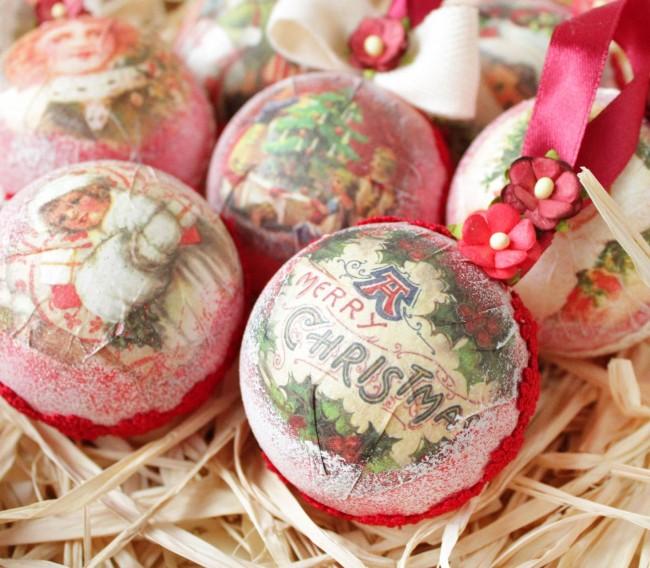 Придайте празднованию нового года нотки уникальности и оригинальности, создавши украшения на елку самостоятельно