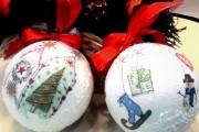 Фото 3 50+ идей декупажа елочных шаров своими руками