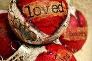 Фото 1 50+ идей декупажа елочных шаров своими руками