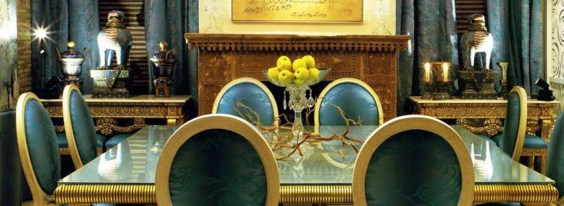 45 идей египетского стиля в интерьере: роскошь из глубины тысячелетий