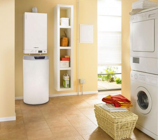 Системы отопления с газовым и электрическим котлом
