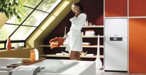 Газовый котел для отопления частного дома: особенности устройства и установки фото