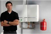 Фото 15 Газовый котел для отопления частного дома: особенности устройства и установки