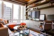 Фото 32 55+ идей как декорировать интерьер гостиной 18 кв. м. (фото)