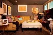 Фото 23 55+ идей как декорировать интерьер гостиной 18 кв. м. (фото)