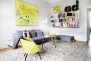 Фото 1 55+ идей как декорировать интерьер гостиной 18 кв. м. (фото)