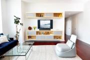 Фото 2 55+ идей как декорировать интерьер гостиной 18 кв. м. (фото)