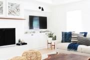 Фото 6 55 идей интерьера гостиной в частном доме (фото)