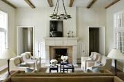 Фото 17 55 идей интерьера гостиной в частном доме (фото)