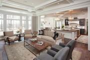 Фото 27 55 идей интерьера гостиной в частном доме (фото)