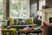 Фото 10 55 идей интерьера гостиной в частном доме (фото)
