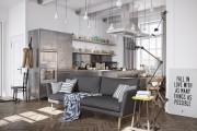 Фото 4 65 идей индустриального стиля в интерьере: как создать «заводской» дизайн