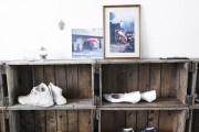Фото 23 55 идей как хранить обувь в доме: полки, подставки, шкафы