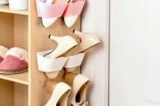 Фото 4 55 идей как хранить обувь в доме: полки, подставки, шкафы
