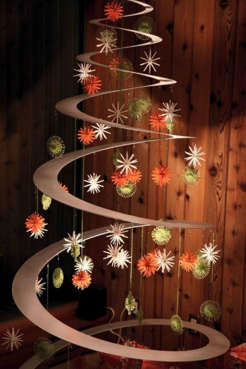 90 идей украшения дома к Новому году 2017! +Мастер-класс