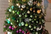 Фото 11 105 идей как украсить елку в 2019 году: яркие, креативные идеи