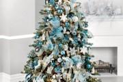 Фото 8 105 идей как украсить елку в 2019 году: яркие, креативные идеи