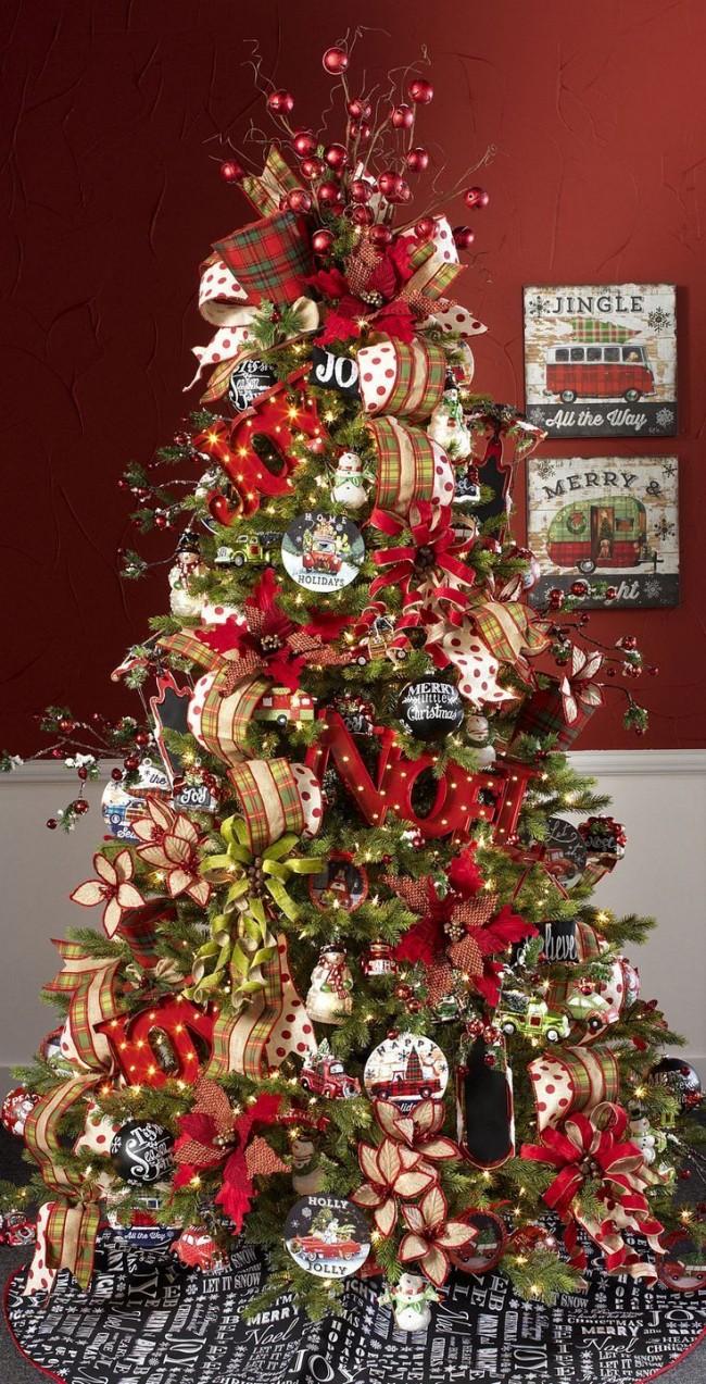 Сделать украшения елку своими руками фото 457