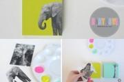 Фото 40 Рукотворный арт: 100 потрясающих идей картин для интерьера своими руками