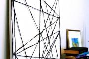 Фото 29 Рукотворный арт: 100 потрясающих идей картин для интерьера своими руками