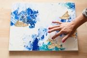Фото 34 Рукотворный арт: 100 потрясающих идей картин для интерьера своими руками