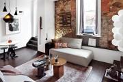 Фото 28 60+ идей кирпичной стены в интерьере (фото)