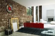 Фото 36 60+ идей кирпичной стены в интерьере (фото)