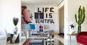 60+ идей кирпичной стены в интерьере (фото) фото