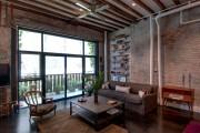 Фото 12 60+ идей кирпичной стены в интерьере (фото)