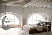 Фото 10 60+ идей кирпичной стены в интерьере (фото)