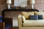 Фото 15 60+ идей кирпичной стены в интерьере (фото)