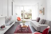 Фото 18 55+ идей оформления прямоугольной комнаты